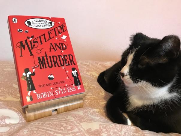 Erin reviews Mistletoe & Murder!